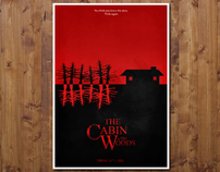The Cabin in the Woods - Minimalist