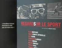 REGARDS SUR LE SPORT (DVD cases and box set)