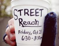 Street Reach Poster