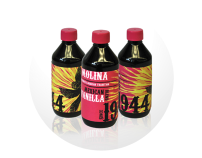 Repackaging: Molina Mexican Vanilla