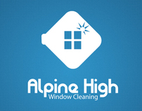 Alpine High window Cleaning (logo)
