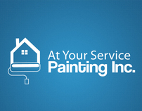 At your Service Painting inc. (logo)