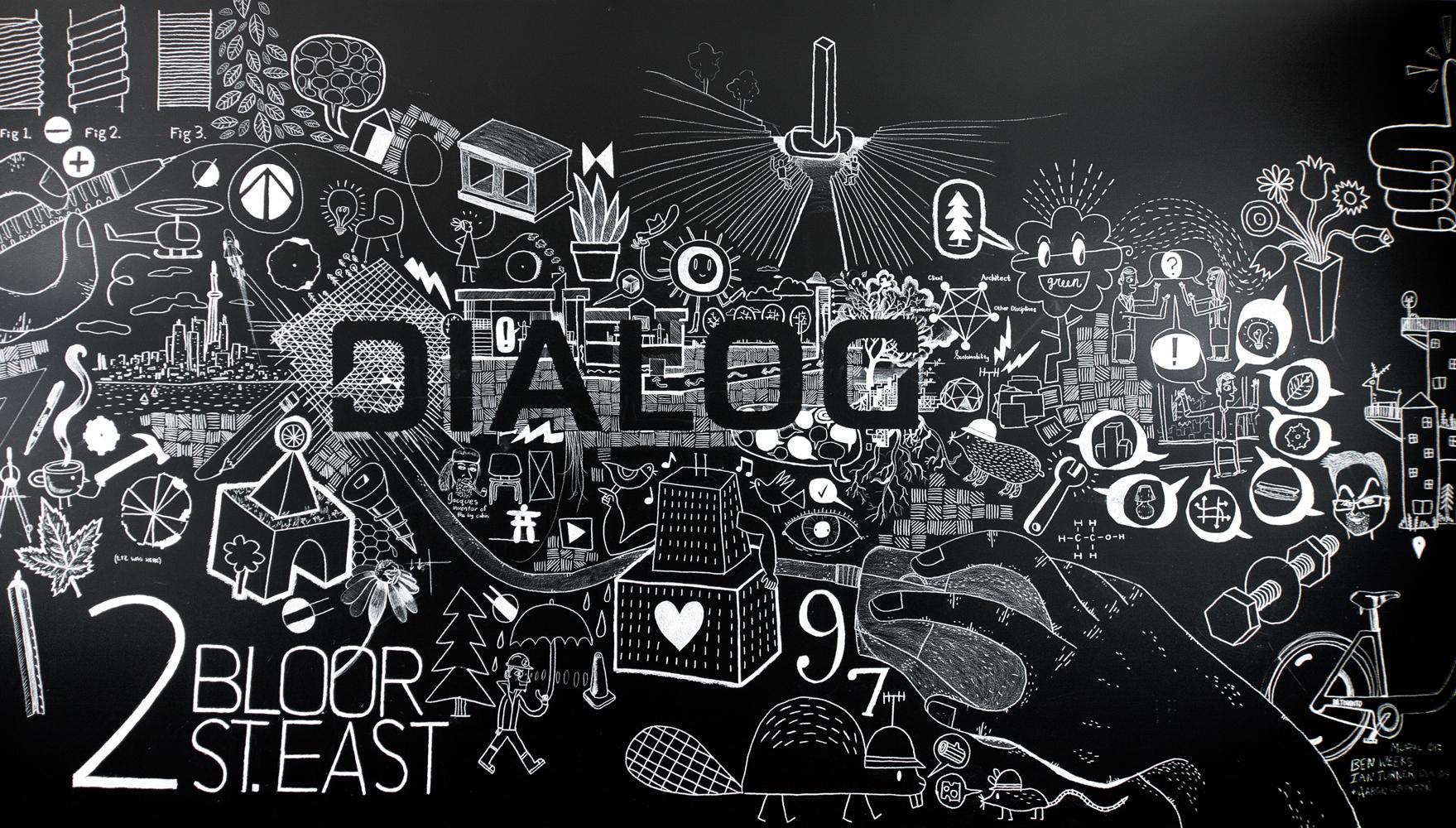 Dialog Mural