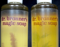 Dr. Bronners Magic Soap Re-Packaging