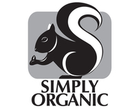 Simply Organics Squirrel Logo