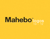 Logotypes collection 10/12