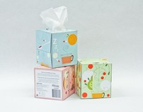 Kleenex Healthy Living Tissue Boxes