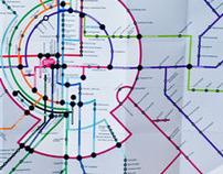 Berlin Subway Map