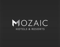Mozaic Hotels & Resorts Website