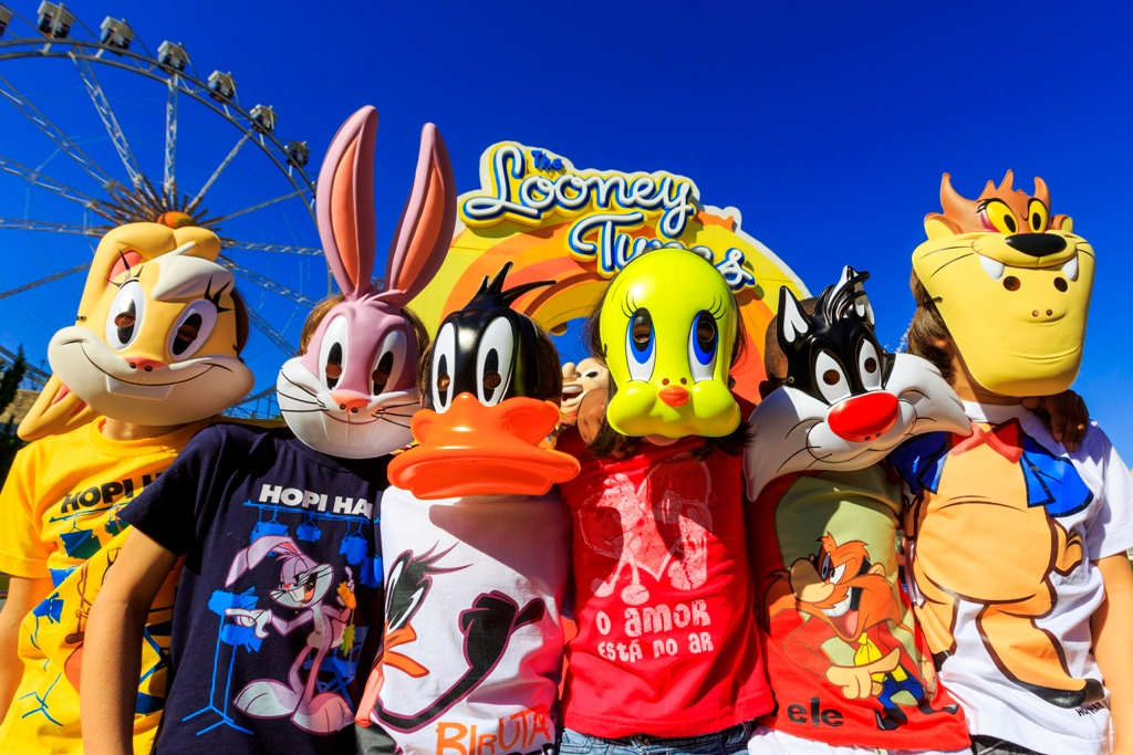 The Looney Tunes Show Products