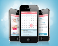 iPhone App - Pregnancy.hr