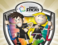 New Zealand Hockey Small Sticks