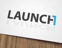 LAUNCH 1 (logo)