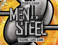 Men Of Steel: Rugby League Trading Card Game
