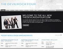 The Devilrock Four Website