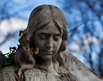 Cimitirul cu îngeri | Cemetery with angels