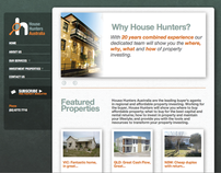 House Hunters Australia Website