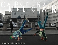 Advertising Campaign for Capoiera Unicar Katowice