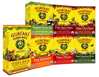 GUAYAKI packages