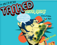 Tanked Trivia Night Posters