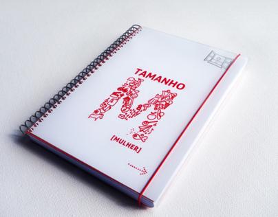 Tamanho M [size M]