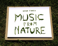 Music from Nature / Burts Bees Earth Day 2012
