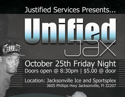 Unified Jax Flyer