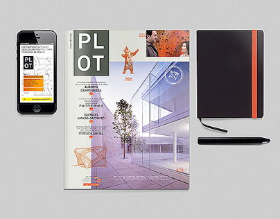 PLOT Architecture culture magazine portal