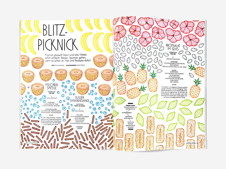 Nido Magazine Patterns