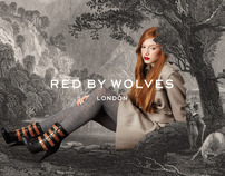 Red By Wolves – Branding, Campaign and Lookbook
