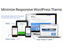 Minimize Responsive WordPress Theme