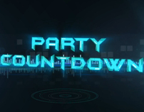 Electro Party Countdown Leader