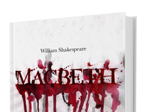 Shakespeare Book Cover Series (featured on Imprint)