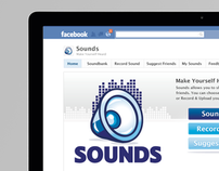 O2 Sounds- Facebook App