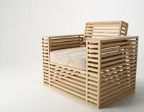 Qube - Luxury Outdoor Seat