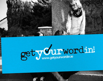 Voting campaign - get your word in!