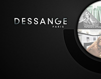 Website DESSANGE Kazakhstan