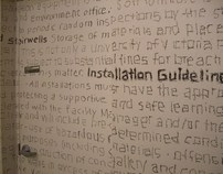 Curatorial Exhibit 2008