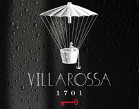 Villarossa Franciacorta _ Packaging Design