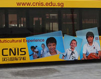 CNIS Bus Advertisement