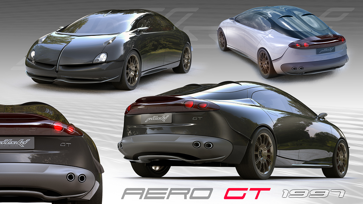 Cars designed from age 12 till 31