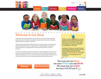 Baltimore Library Project Website