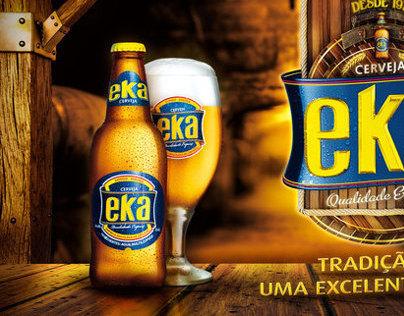 Cerveja Eka - Beer Eka