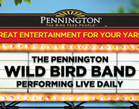 Pennington Wild Bird Band Campaign