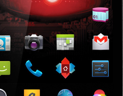 Nova Launcher // ANDROID APP ICON