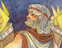 Greek Gods study guide images part 2