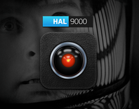 HAL9000 Wallpaper Pack