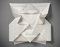 Louis Vuitton – Invitation Origami