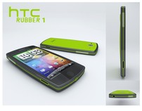 HTC Rubber, personal project