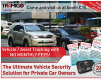 Tramigo Car Security Flyer 3